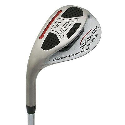 xe1 ultimate sand wedge golf