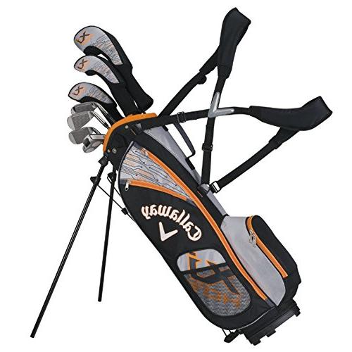 Callaway Junior Set -Left Hand-Age