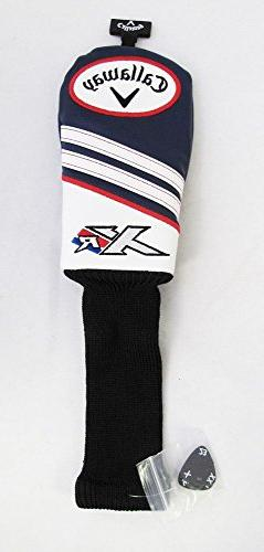 Callaway XR Hybrid Headcover Golf