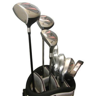 xv ii complete golf set