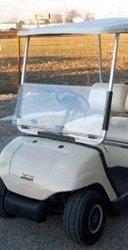 Yamaha G14 to G19 CLEAR Golf Cart Windshield 1995 - 2002