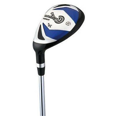 "Confidence Golf POWER YOUTH -1"" Hybrid Set"