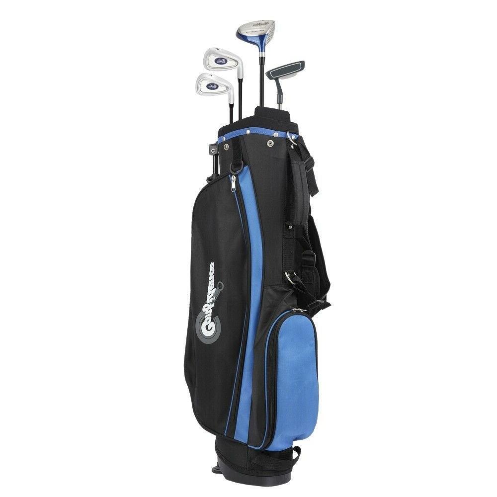 Youth Complete Golf Set Bag Clubs Jr Golfer Starter Right/Le