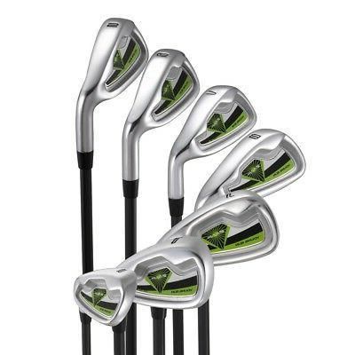 zaap junior kids golf right hand irons