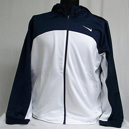 zip hoodie therma fit basketball