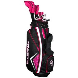 Callaway Ladies Strata 11 Piece Set - Graphite - Choose Set