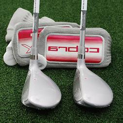 NEW Lady Cobra Golf MAX 4 Hybrid 23.5 Matrix White Tie X4 Wo
