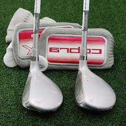 NEW Lady Cobra Golf MAX 4 Hybrid 23.5 Matrix White Tie X4 Wo
