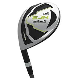 Tour Edge NEW Lady Left Hand Hot Launch 3 Offset 5 & 7 Wood