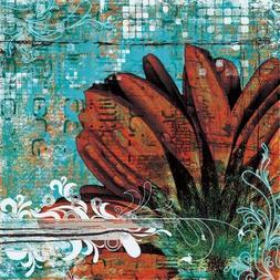 """""""Graffiti Gerbera"""" By Christina Lazar Schuler, Fine Art Gicl"""