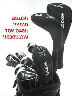 AGXGOLF Men's Left Hand Magnum Golf Club Set; w/OverSize Ove