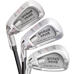 Lightest Golf Clubs for a Man or Woman – 3 Irons Replace 9