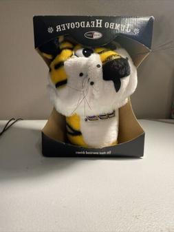 LSU Tiger Jumbo Headcover For Golf Clubs