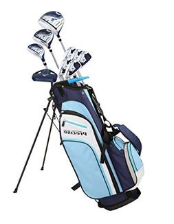 Precise M3 Ladies Womens Complete Golf Clubs Set Includes Dr
