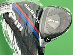 TaylorMade M4 Rescue 4 Hybrid Right Hand 4H 22* Senior A-Fle
