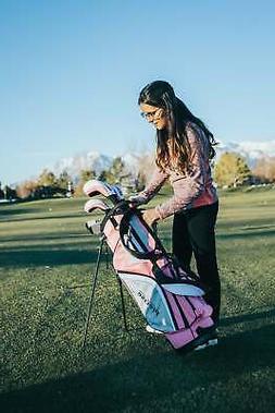 Precise M5 Ladies Complete Golf Clubs Set - Right & Left Han