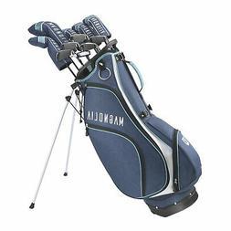 WIlson Magnolia Tall Right Hand Womens Complete Golf Club Se