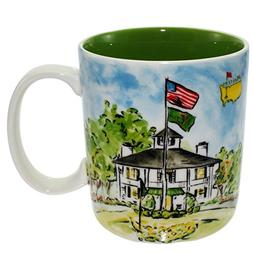The Masters Golf Tournament Clubhouse Coffee Mug