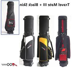 A99 Golf Travel Mate III Carryon Travel Cover Hard Case Hybr