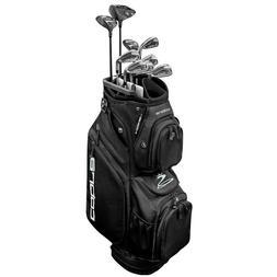 Cobra Men's F8-S Complete Golf Set - Right hand - Steel - Re
