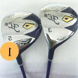 Men's New Golf Clubs Maruman FL III Golf Fairway Woods 3/15