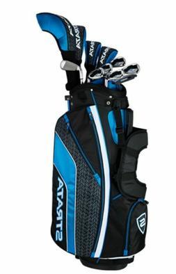 Callaway Men's Strata Ultimate '19 Complete 16pc Steel Golf