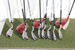 Wilson Mens Pro Line Golf Clubs Graphite Set LH Left Hand NE