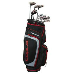 Cobra Golf Mens XL Complete Set Senior LH