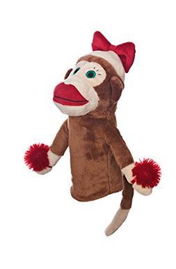 Daphne's Monkey Made Of Sockies Hybrid Headcover