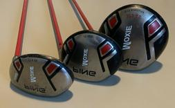 PING MOXIE I JUNIOR COMPLETE GOLF SET AGES 10-11/ HEIGHTS 54