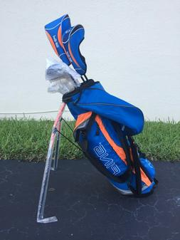 Ping Moxie Junior Golf Club Boys and Girls with Bag and Rain