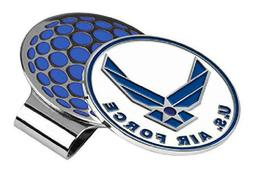 Ncaa Us Air Force - Golf Hat Clip With Ball Marker Markers O