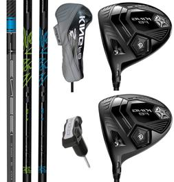 New 2018 Cobra King F8 Mens Driver - Gray or Black Pick Your