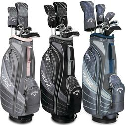 New 2018 Callaway Solaire 8 Piece Womens Golf Package Set -