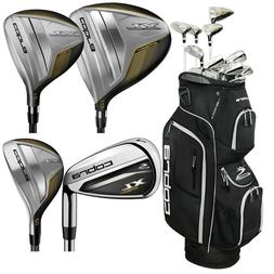 New 2019 Cobra Men's XL SPEED Complete Package Set - Choose