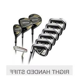 *NEW* 2021* Callaway EDGE 10-Piece Golf Clubs Set 10.5 Regul
