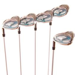 New Cobra Baffler Iron Set 7-PW,SW Fujikura Speeder Ladies F