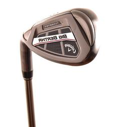 New Callaway Big Bertha OS Sand Wedge Recoil F2 Senior Flex