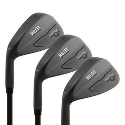 New DTG ILLEGAL SPIN Felon Rip Groove 2.0 Wedge 3 Pack - Pic
