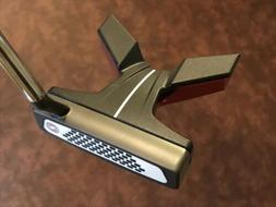 "NEW Odyssey EXO Indianapolis S Putter Golf Club 35"" w/ Hea"