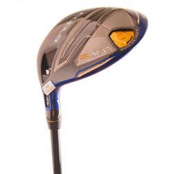 New Cobra Fly-Z Blue 5/7-Wood Stiff Flex Graphite RH