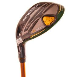 New Cobra Fly-Z Green Hybrid #4/5 Aldila NVS 85 R-Flex Graph
