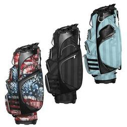 New Subtle Patriot Golf Cart Bag 15-way Top Salesman Samples