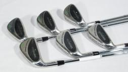 New! BOCCIERI GOLF H-11 CONTROL SERIES HEAVY IRONS  TT GS95