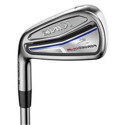 NEW Cobra Golf KING Forged One Length Irons 4-PW KBS Tour St
