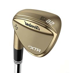 NEW Golf Cleveland RTX 4 Tour Raw Wedge - Choose Loft and Gr