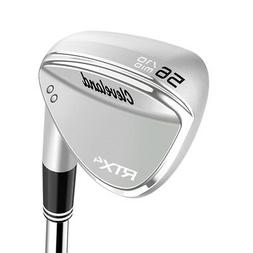 NEW Golf Cleveland RTX 4 Tour Satin Wedge - Choose Loft and