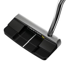 NEW ODYSSEY GOLF STROKE LAB PUTTER w/HEAD COVER, DOUBLE WIDE