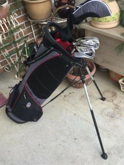 New US Kids Golf WT-10  UL 60 Complete Set  With Bag