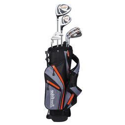 NEW Tour Edge HL-J Orange Junior Golf Set Ages 5-8 - Choose
